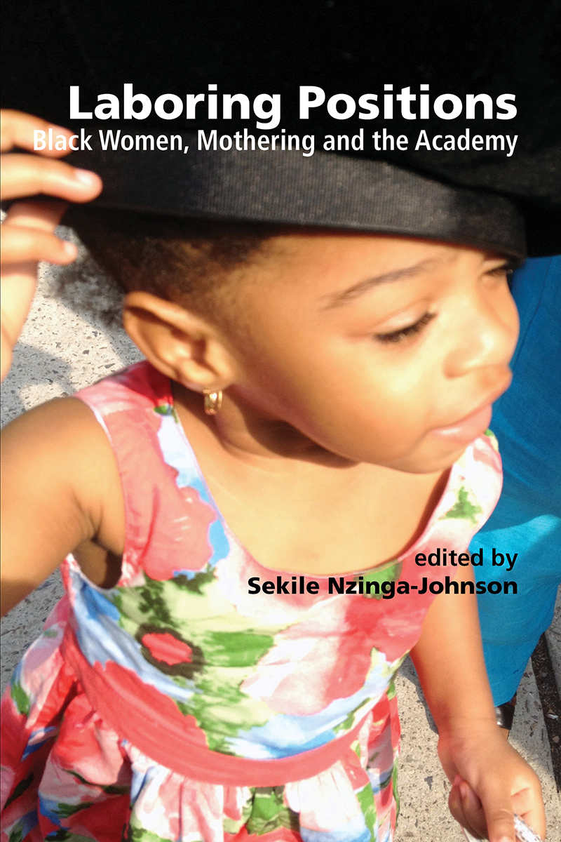 Laboring Positions aims to disrupt the dominant discourse on academic women s mothering experiences. Black women s maternity is assumed, and yet is also silenced within the disembodied, patriarchal, racist, antifamily, and increasingly neoliberal work environment of academia. This volume acknowledges the salience of the institutional challenges facing contemporary caregiving academics; yet it is centrally concerned with expanding the academic mothering conversation by speaking against the private/public spheres approach. Laboring Positions does so by privileging the hybridity between Black women s mothering experiences and their working lives within and beyond the academy. The collection also intentionally blurs essentialist boundaries of mother and other , which dictates and generates alternate border zones of knowledge production concerning Black academic women s working lives. In doing so, the diverse perspectives captured herein offer us cogent starting points from which to interrogate the interlocking cultural, political, and economic hierarchies of the academy. The editorial goal of Laboring Positions is to offer a polyvocal collection embodying themes that privilege and arouse Black mothering as central in the narratives, research, and models of existence and resistance for Black women s survival within the academy. The contributors utilize a wide variety of methods and perspectives including Black feminist theory, intersectional feminism, Womanist research ethics, hip-hop feminism, African-centered epistemologies, literary analysis, autoethnography, policy analysis, memoir, qualitative research, survival strategies and frameworks, and situated testimony that are all collectively bound by Black women s intellectual lives, activist impulses, and experiences of mothering or being mothered. The critical embodied perspectives herein serve as evidence that Black women exist beyond the institutional and ideological boundaries that have attempted to define their journeys.Labouring Positions chapters speak to each other and some conversations are louder than others; yet together they offer us a complexly nuanced portrait of the emergent literature on race, gender, mothering, and work.
