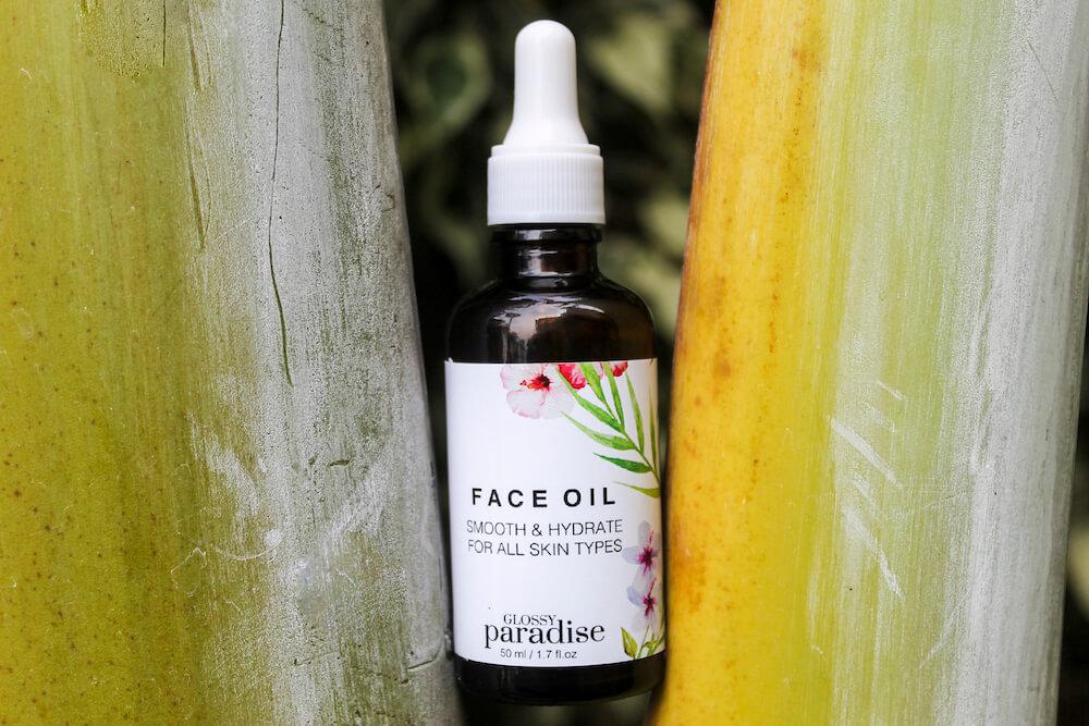 Glossy Paradise Face Oils