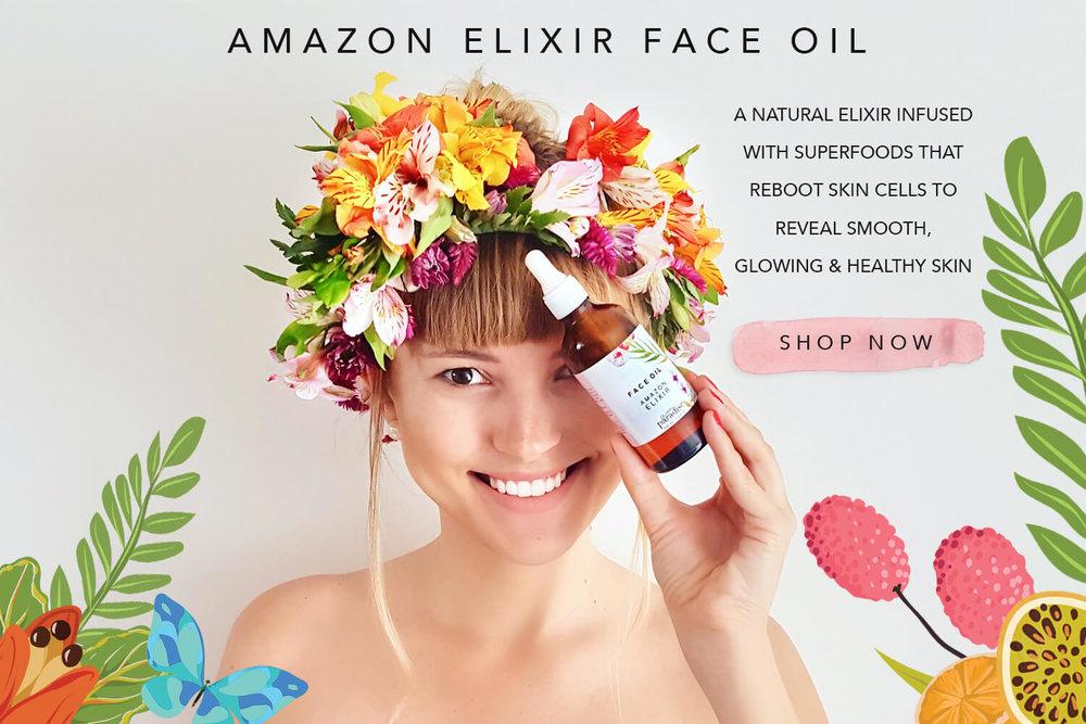 Amazon Face Oil