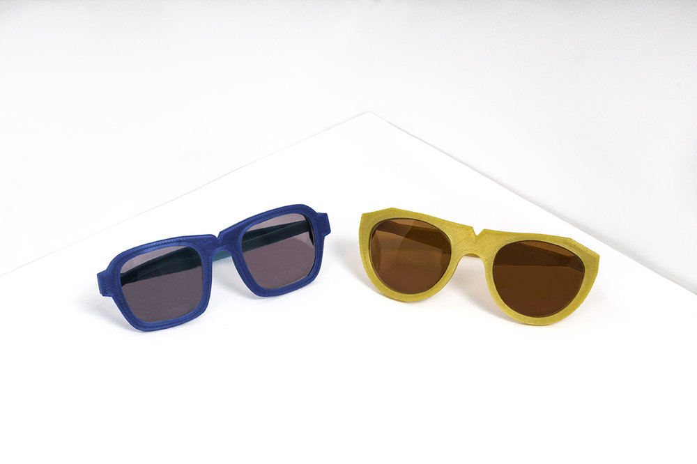 Surface Magazine: This Slovakian Design Firm 3D-Prints Biodegradable Eyewear
