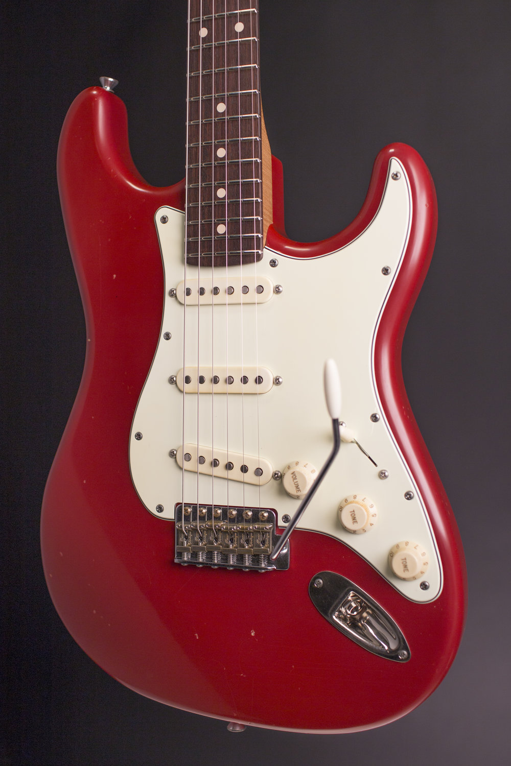 Xotic XSC-1 Candy apple Red.jpg