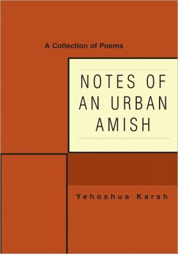 Notes of an Urban Farmer - Notes of an Urban Amish, is deep, funny, sometimes irreverent, and never boring. Karsh has something he deeply needs to share, yet he writes with an ease and calm that belie any sense of urgency. For the reader it is a pleasant journey to a place they vaguely remember; a fragrance which suggests a poignant, forgotten, moment. In this work, Karsh is not so much a teacher, as a guide to a place of mystery, which he delights in sharing with any who will join him.