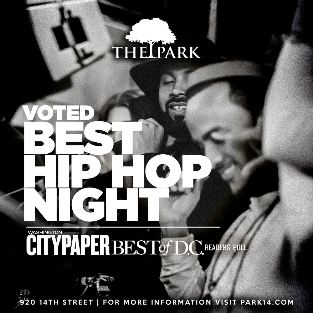 Best Hip Hop NIght - Voter's Choice