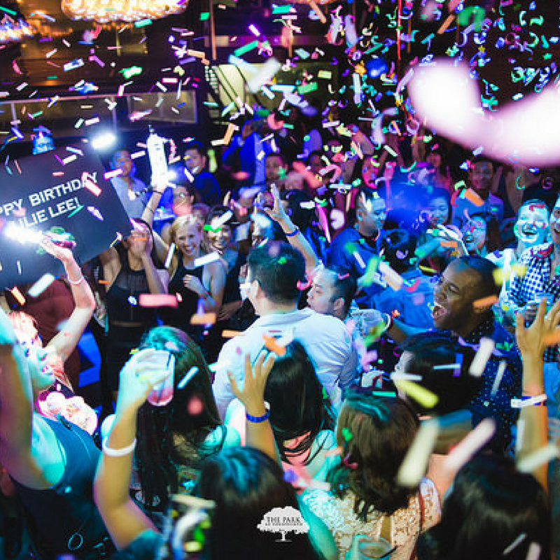 Not just a party - It's an incredible experience that you will never forget.