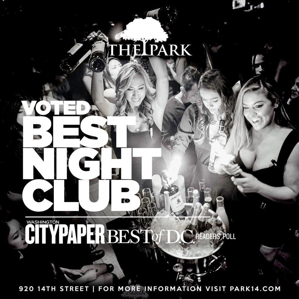 Best Nightclub - Voter's Choice