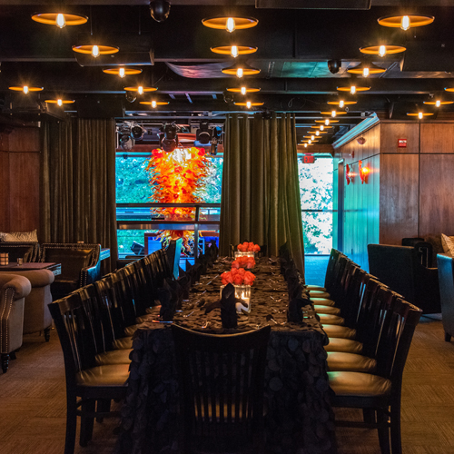 Incredible Atmosphere - Surround yourself in the incredible decor of a beautiful four floor venue. You were made for this experience.
