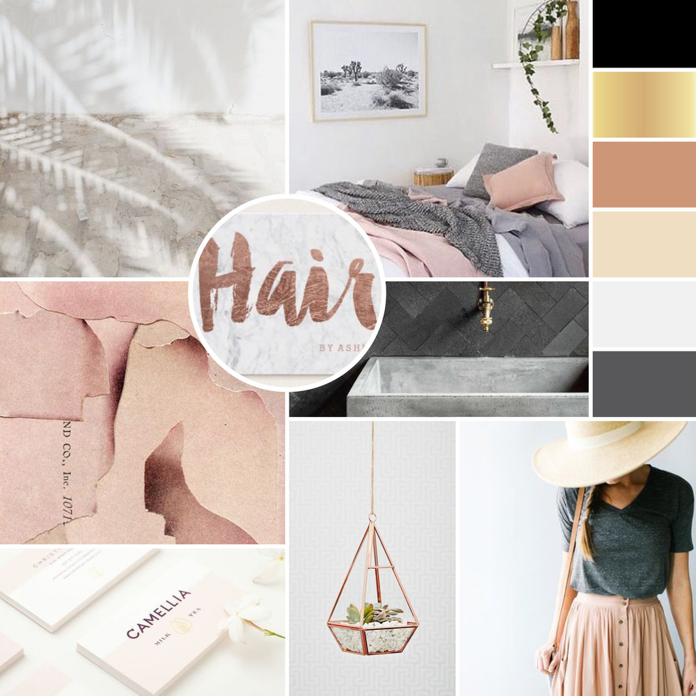 Shadow   /   Bedding   /   Paper   /   Hair   /   Tile   /   Camellia   /   Rose Gold   /   Sun Hat