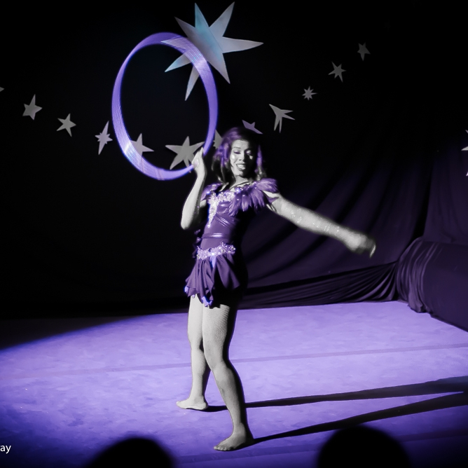 Flow Arts - Hooping, Juggling, Poi, Object Manipulation