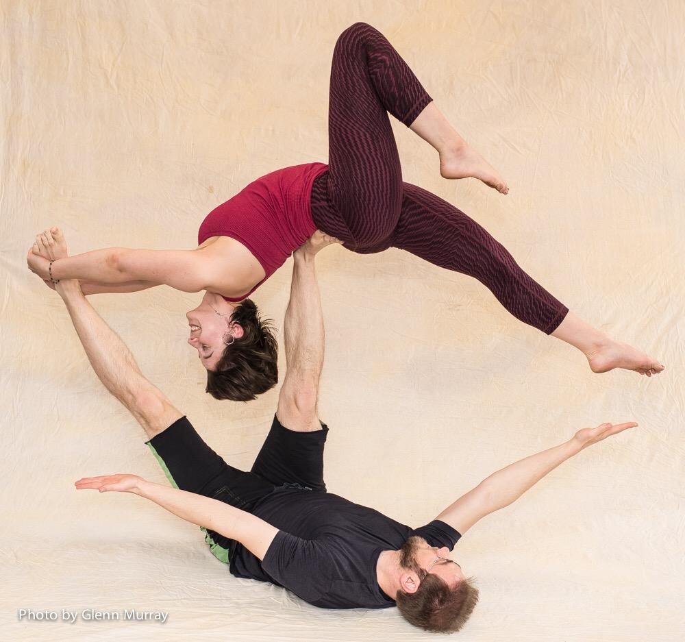 Acrobatics - AcroYoga, Standing Acrobatics, Acro Dance
