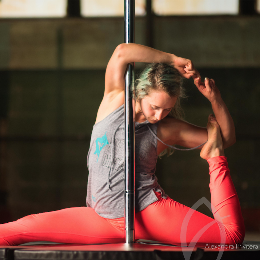Pole Dance - Fitness, Choreography, and Artistry