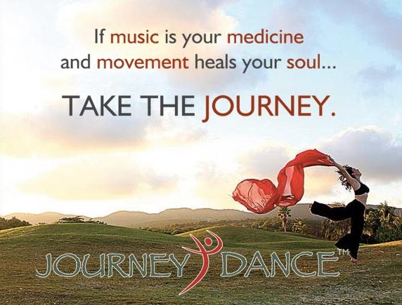 JOURNEY-DANCE™ WORKSHOP - WITH SARA EMHOFFRIDAY, DEC 28TH, 5:30-7:00 PM