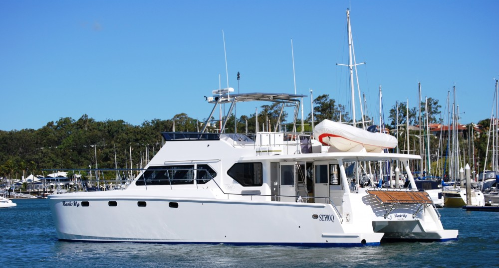 Moreton Bay Boat Works   Boat repairs, refits, fibreglass repairs, paint jobs and custom composite and carbon fibre work   Contact us   Past Projects