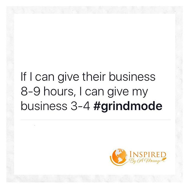For those that live to become full-time entrepreneurs, you understand 💯 #enoughsaid ____________________________________  Want to be the next guest on our show?  E-mail us for more info 👇 inspiredbyamsg@gmail.com  ____________________________________  #inspiredbyamsg #getinspired #whatsyourmsg #billionairemindset #positivequotes #livepurposefully #Entrepreneur #veteranowned #Inspiration #millionairemindset #tvshow #dailyinspiration #message #levelup #straighttalk #power #hispanichost #powercouple @brad_snell1 @jaeamare