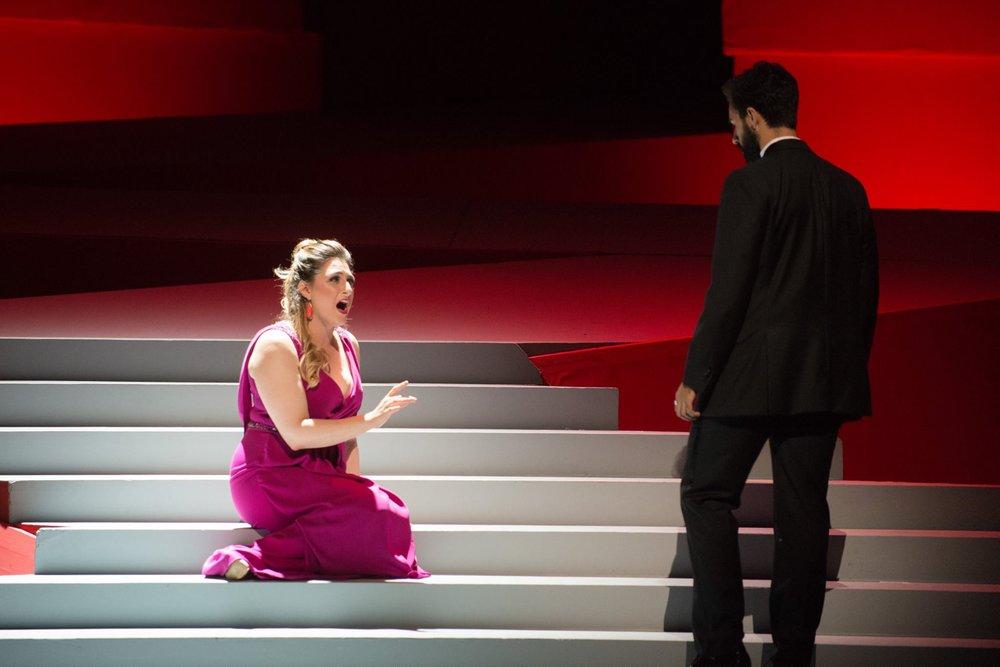 Nedda ( I Pagliacci ) Merola Grand Finale Concert, 2016 C: Kristen Loken