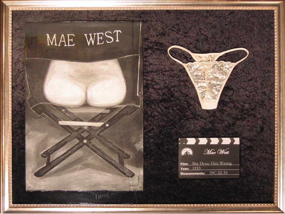 Girls, Girls, Girls I: Mae West