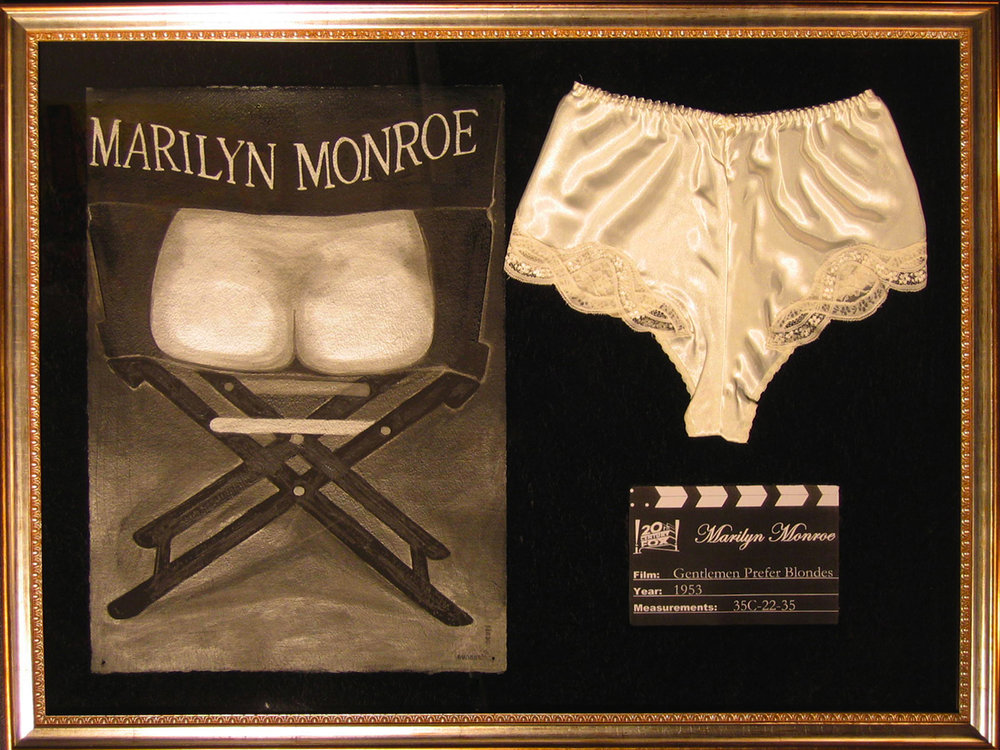 Girls, Girls, Girls I: Marylin Monroe