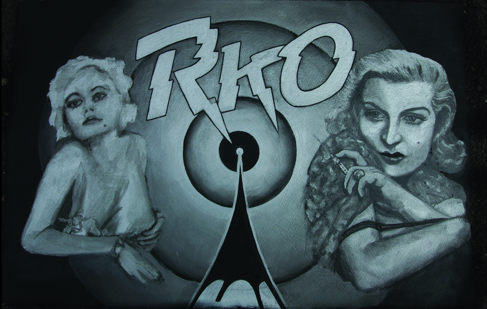 RKO (Featuring Jean Harlow and Ava Gardner)
