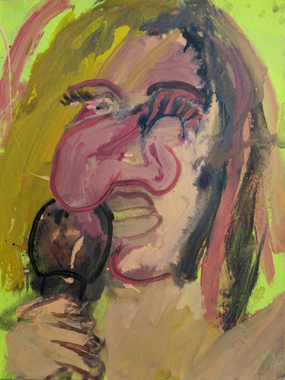 Barbra Streisand Portrait #2
