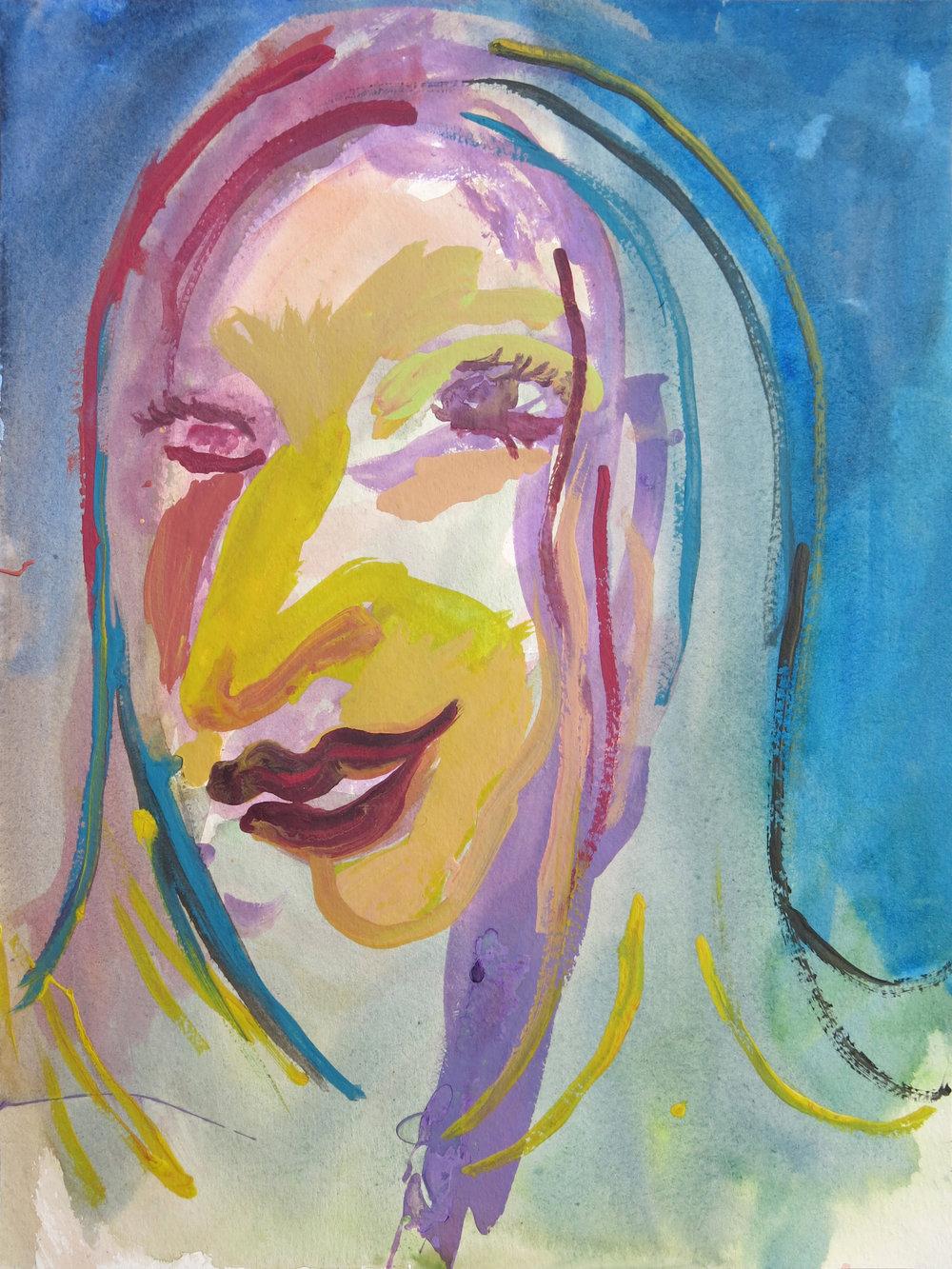 Barbra Streisand Portrait #3