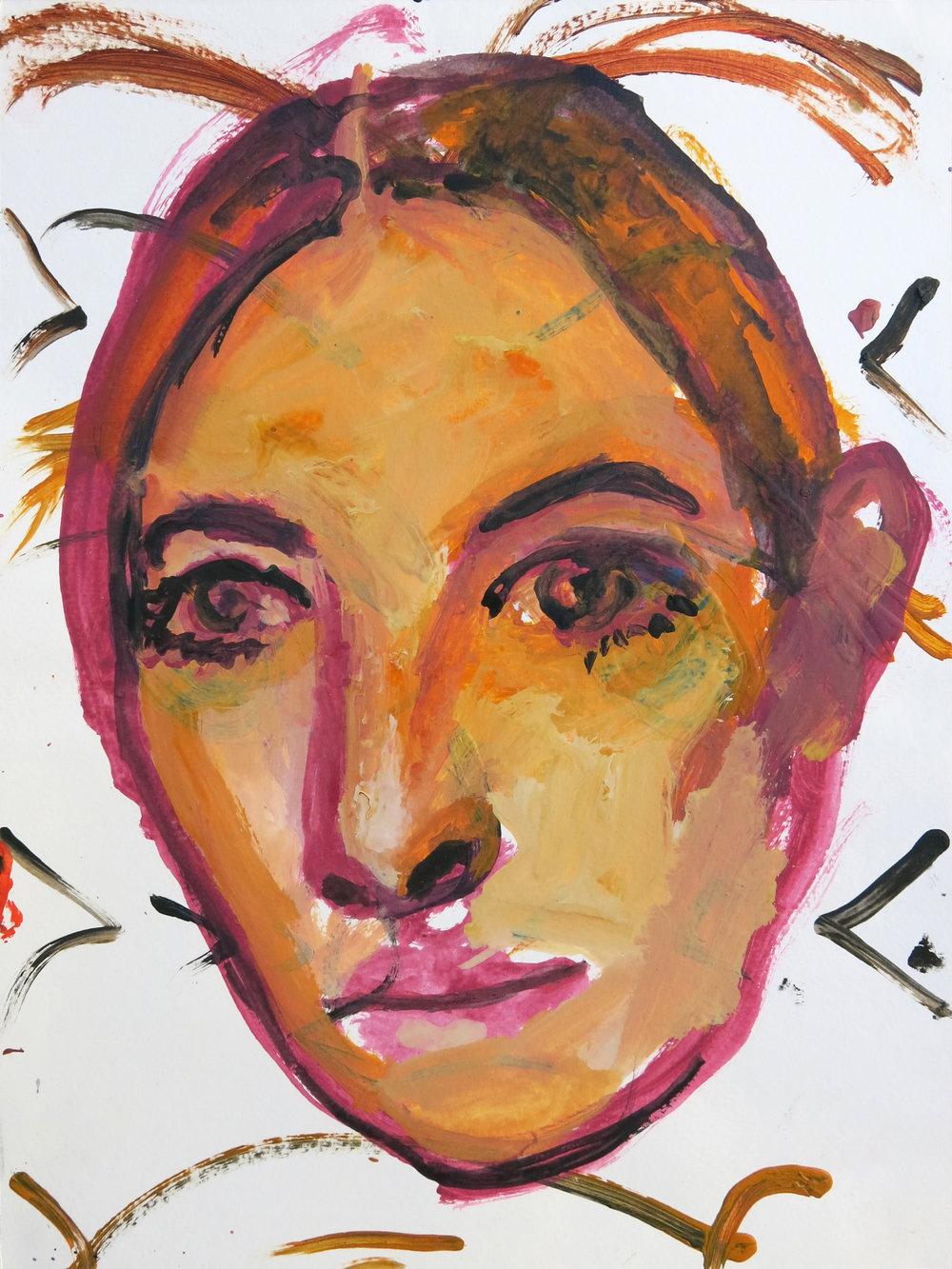 Barbra Streisand Portrait #5