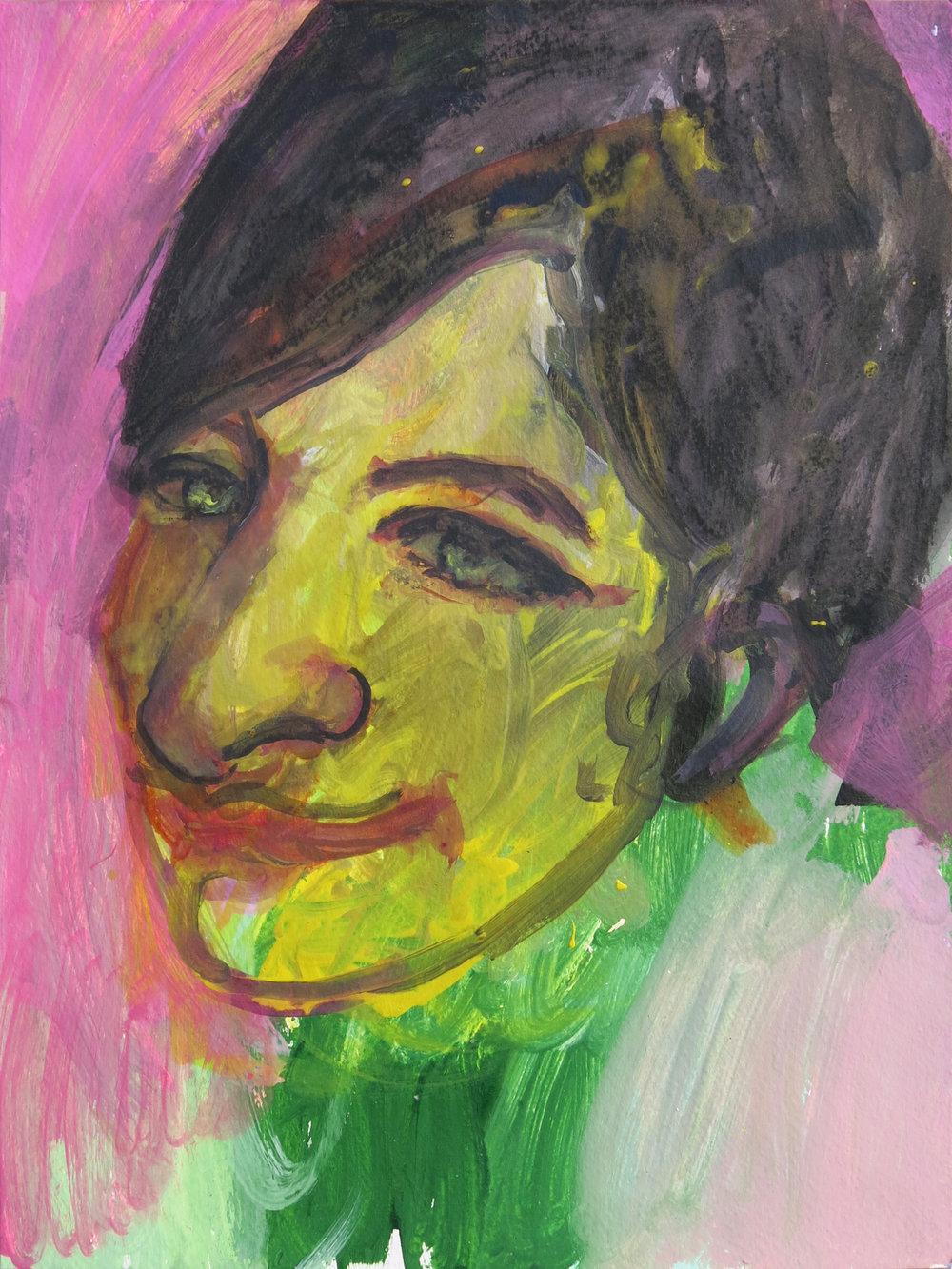 Barbra Streisand Portrait #8