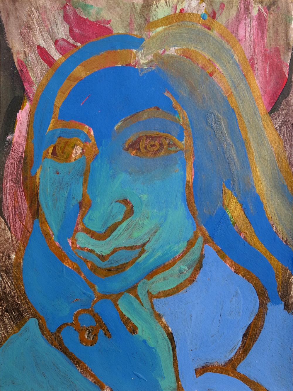 Barbra Streisand Portrait #9