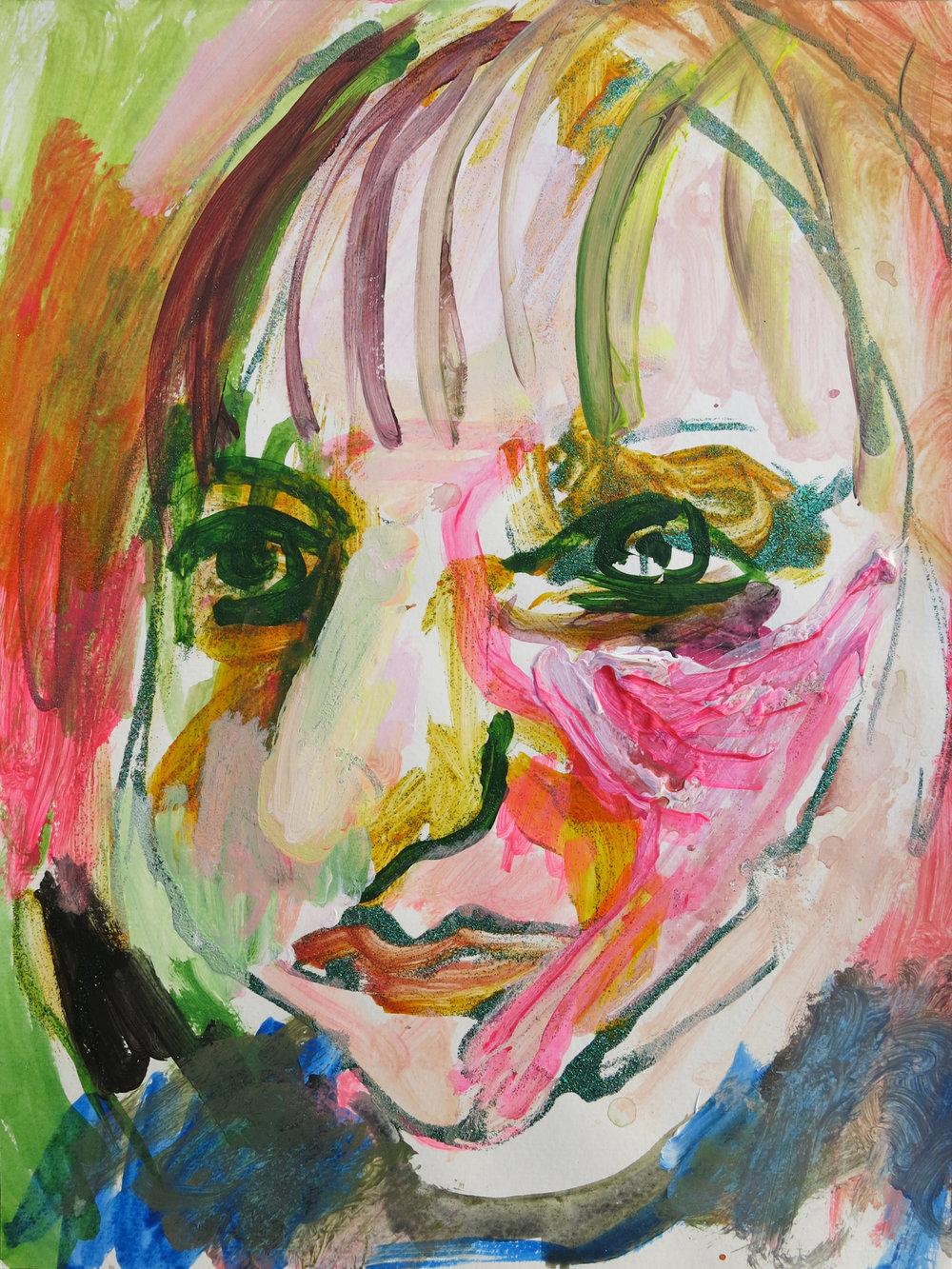 Barbra Streisand Portrait #11