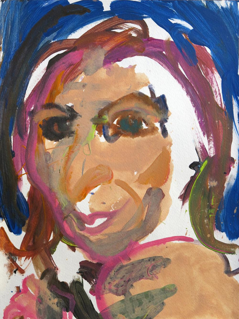 Barbra Streisand Portrait #17