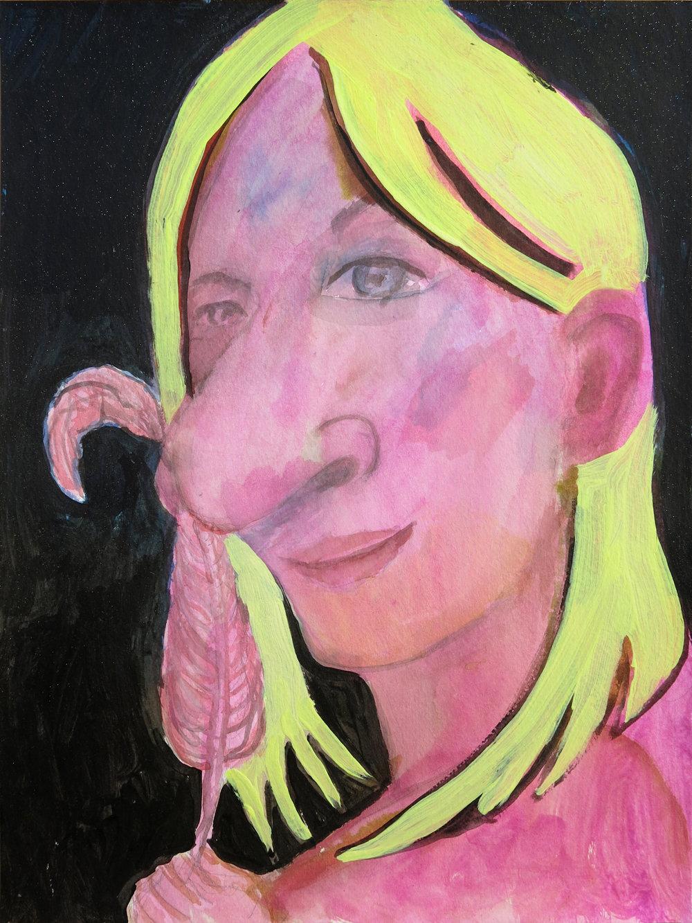 Barbra Streisand Portrait #21