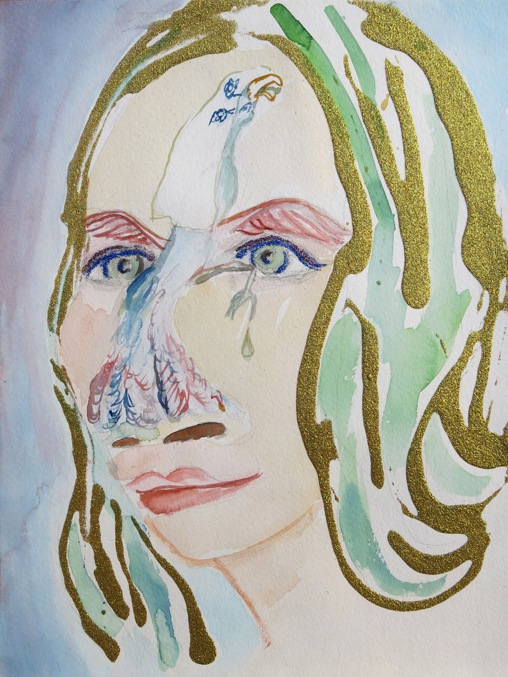 Barbra Streisand Portrait #23
