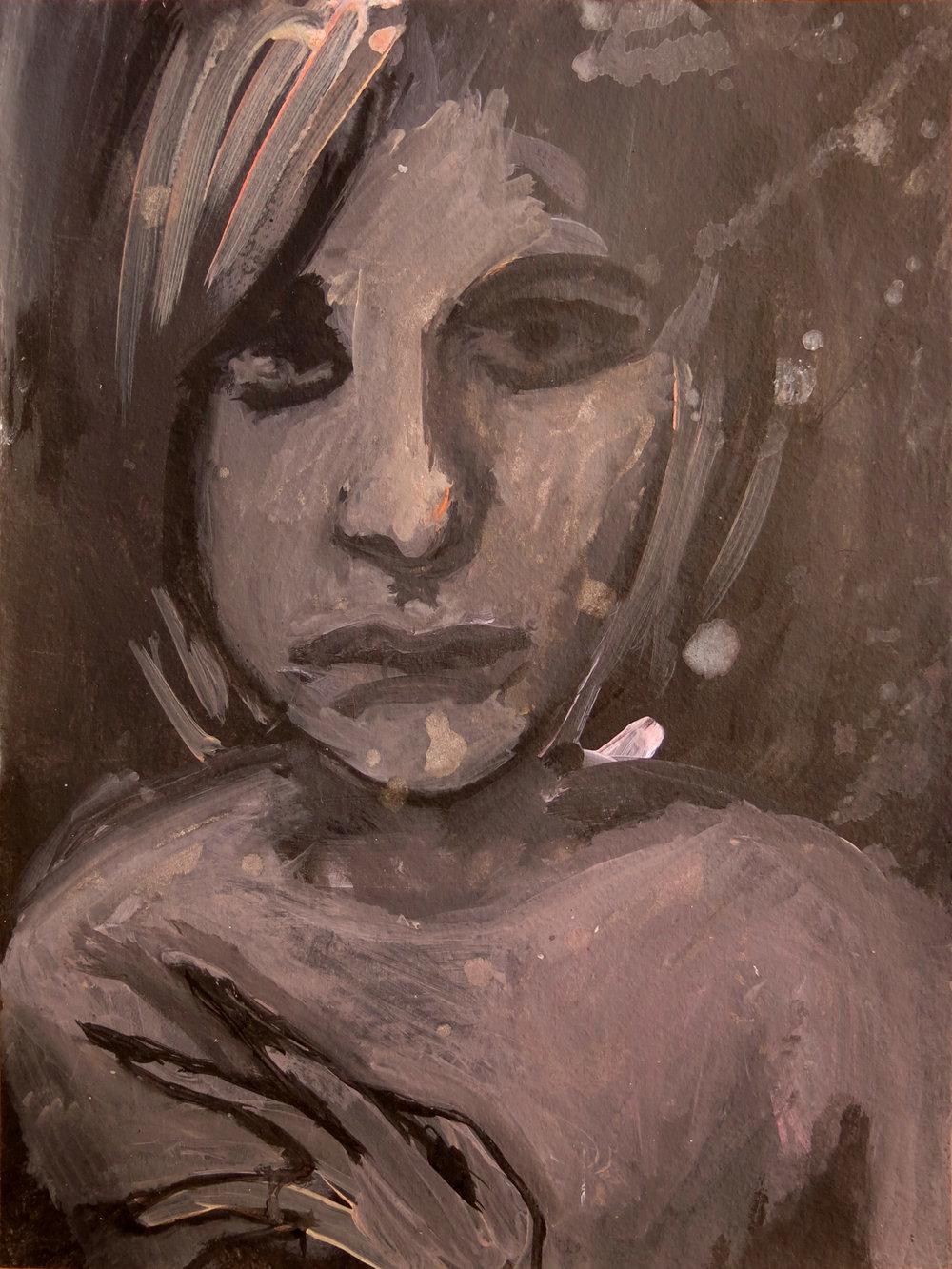 Barbra Streisand Portrait #33