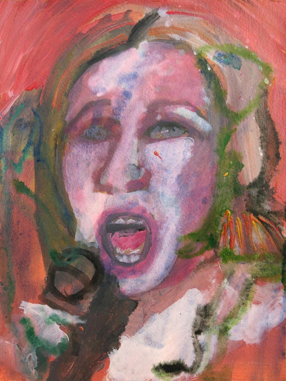 Barbra Streisand Portrait #34