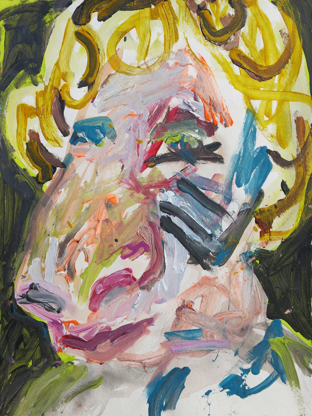 Barbra Streisand Portrait #39