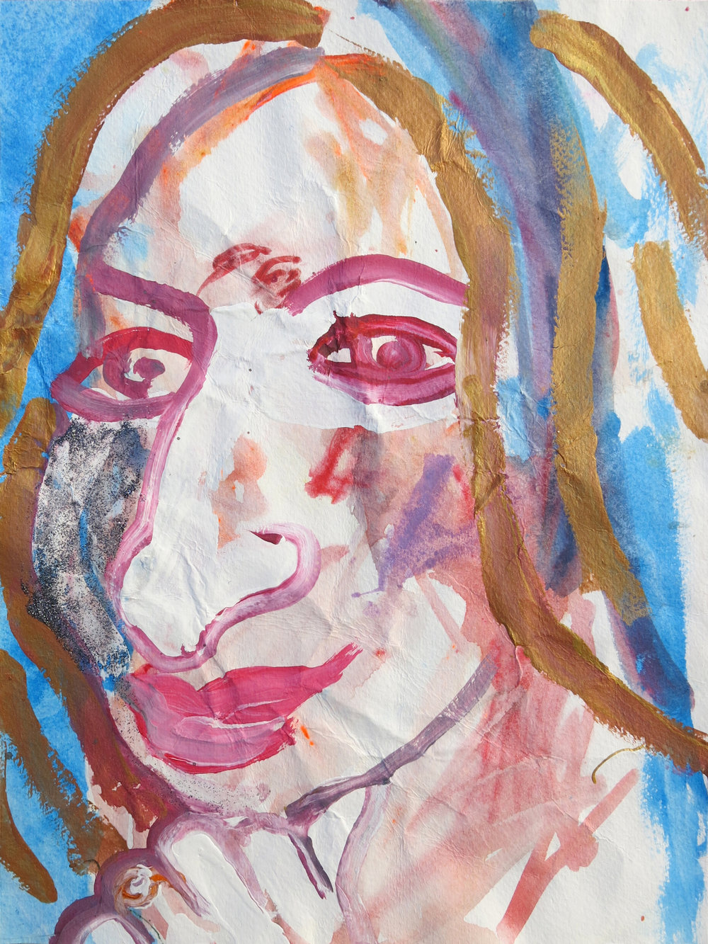Barbra Streisand Portrait #49