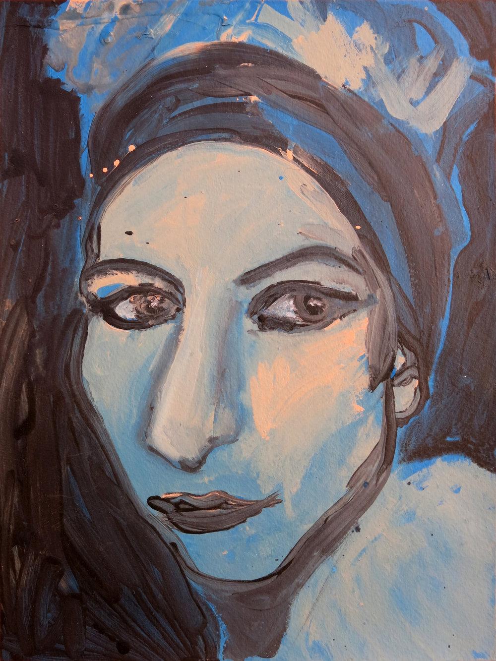 Barbra Streisand Portrait #58