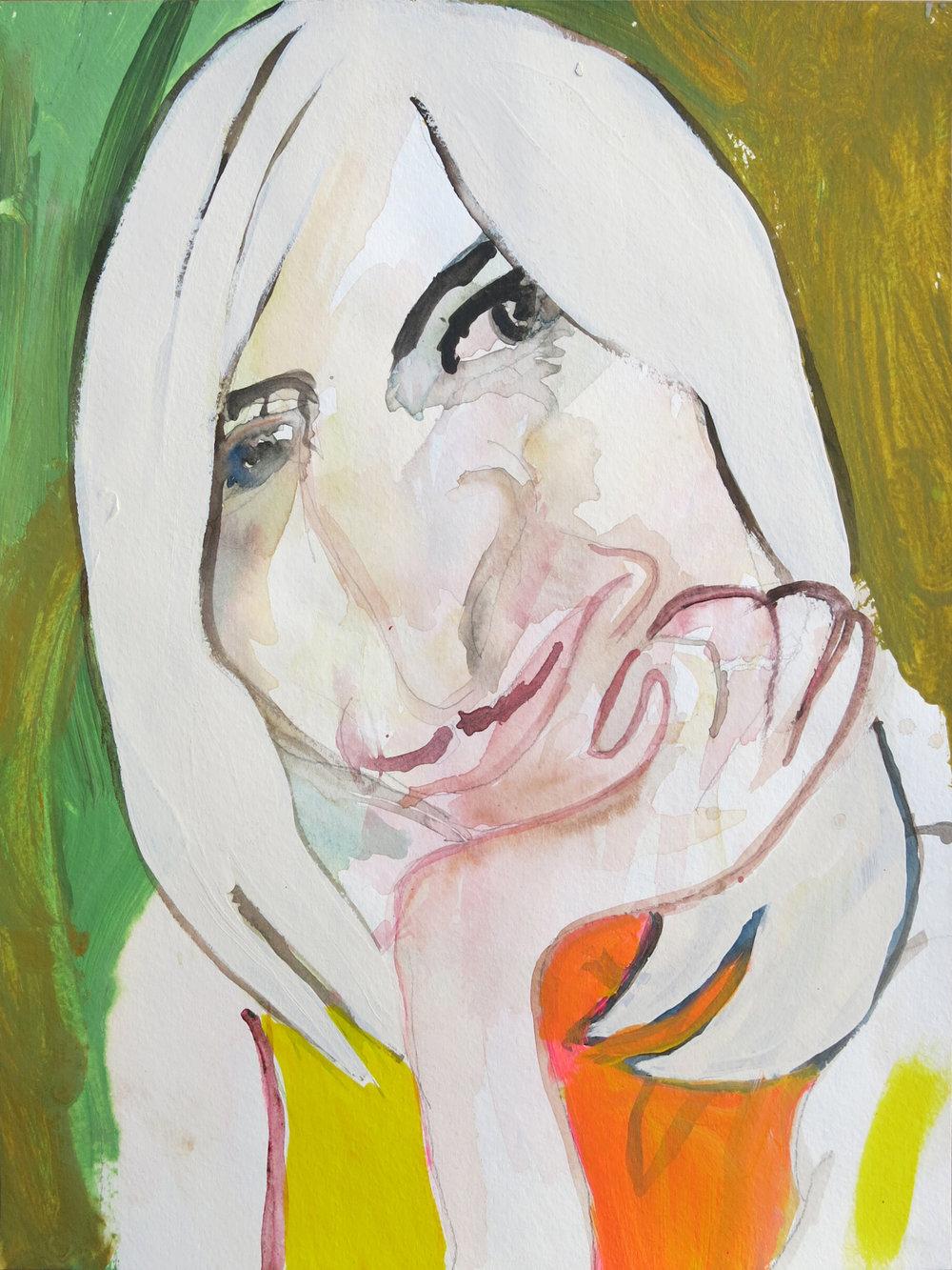 Barbra Streisand Portrait #59