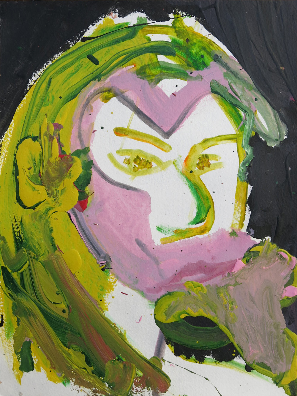 Barbra Streisand Portrait #61
