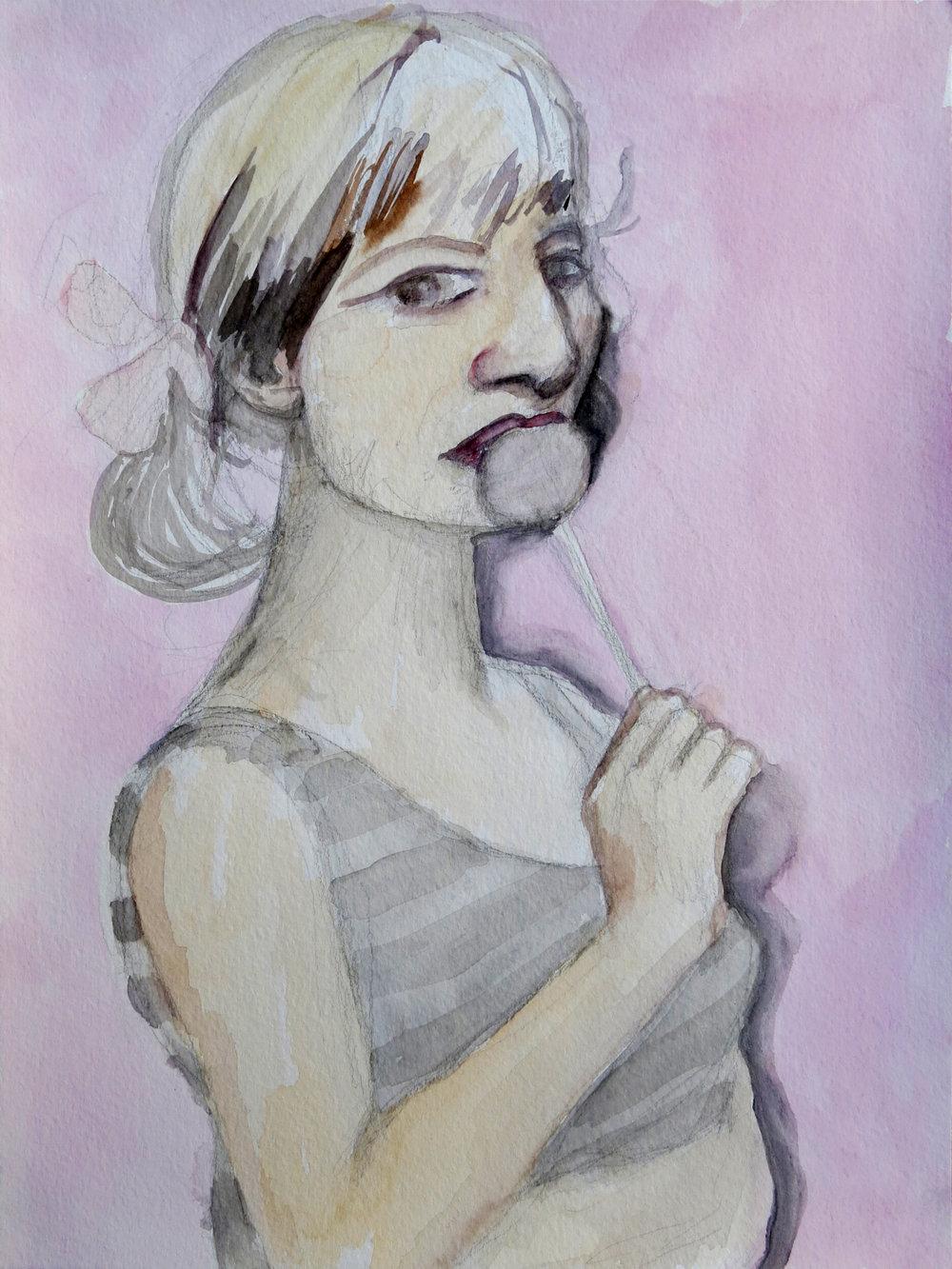 Barbra Streisand Portrait #70