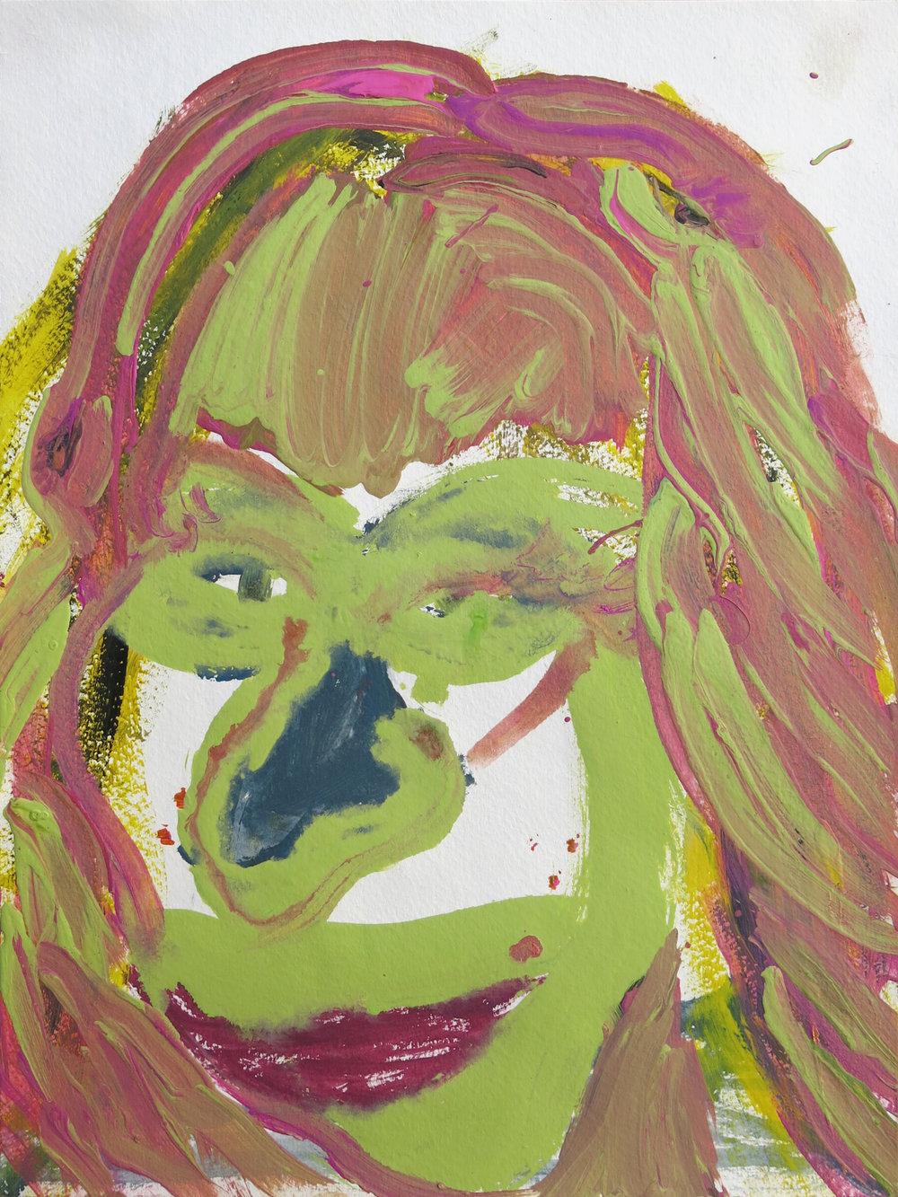 Barbra Streisand Portrait #75