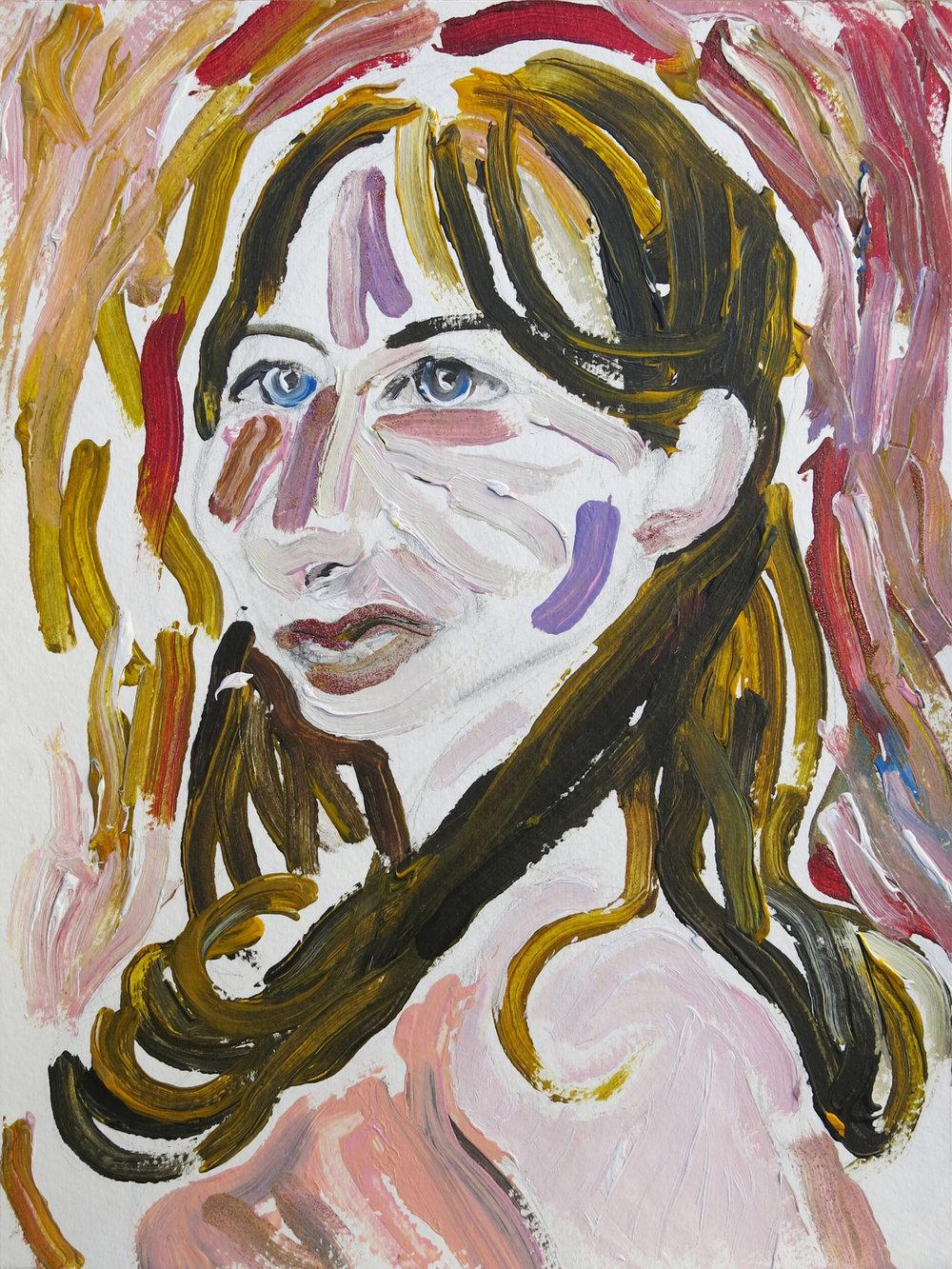 Barbra Streisand Portrait #77