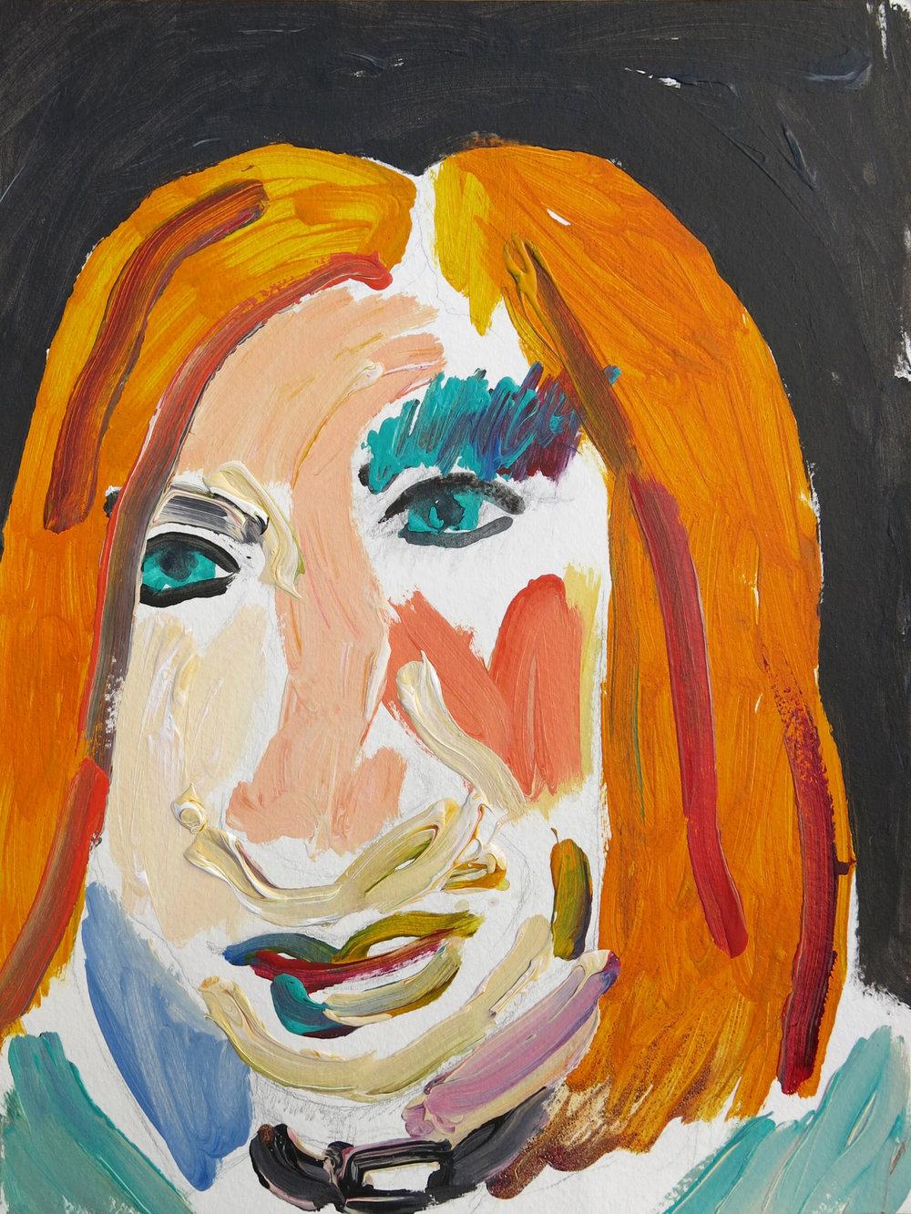 Barbra Streisand Portrait #80