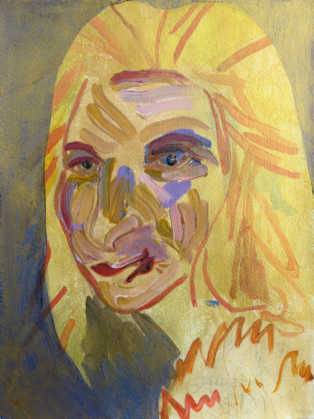 Barbra Streisand Portrait #86