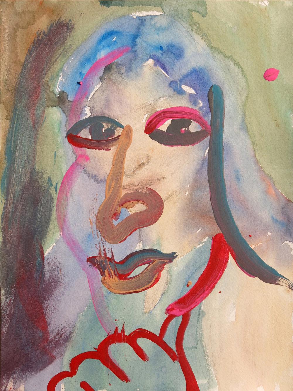 Barbra Streisand Portrait #90