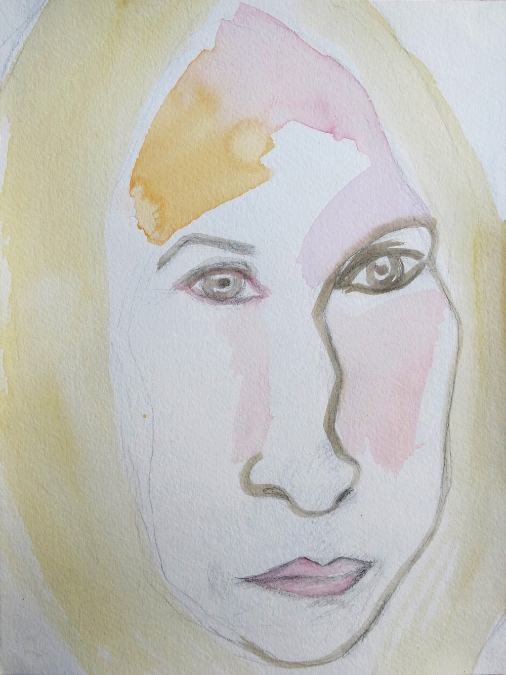 Barbra Streisand Portrait #92