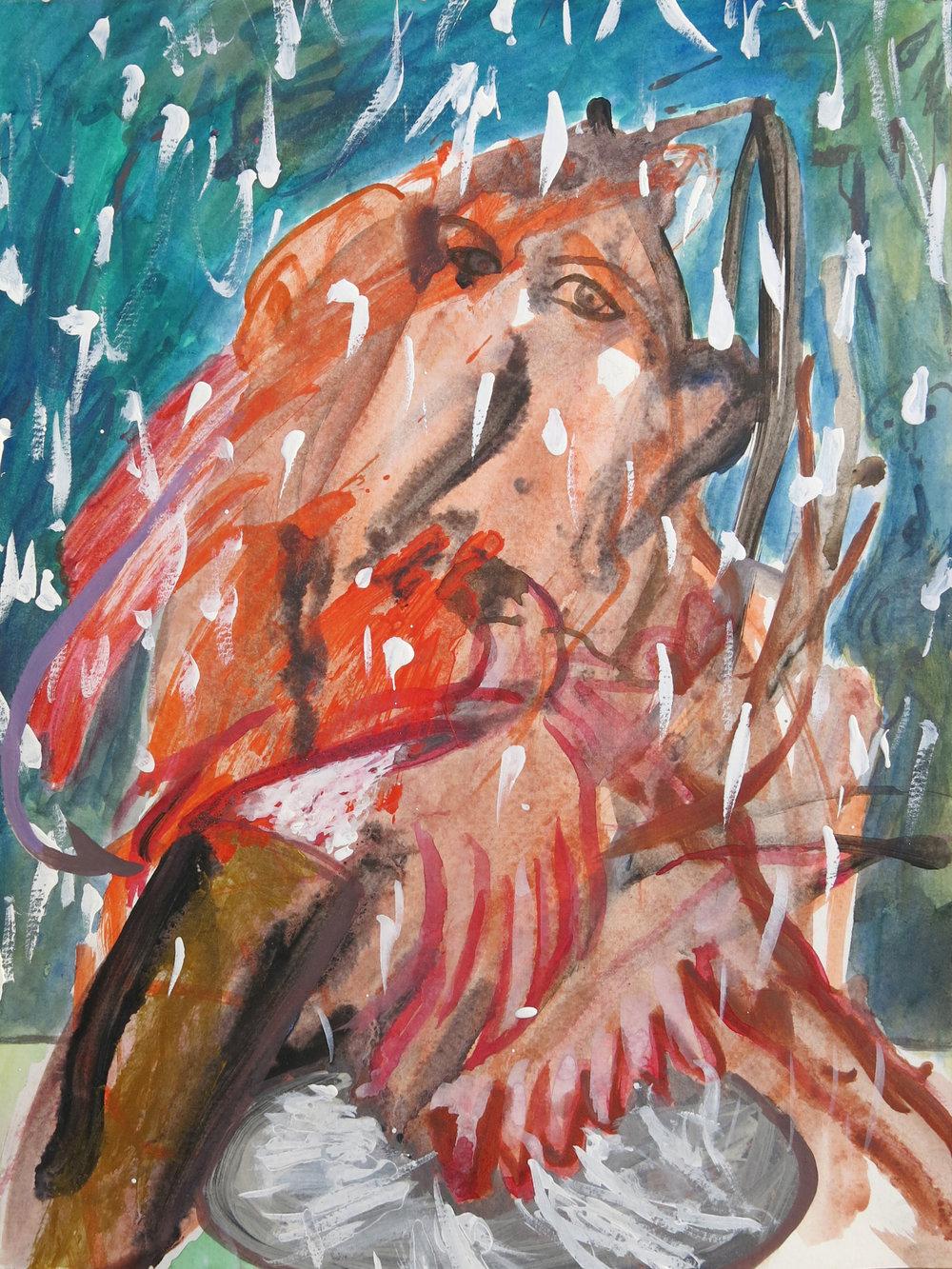 Barbra Streisand Portrait #95
