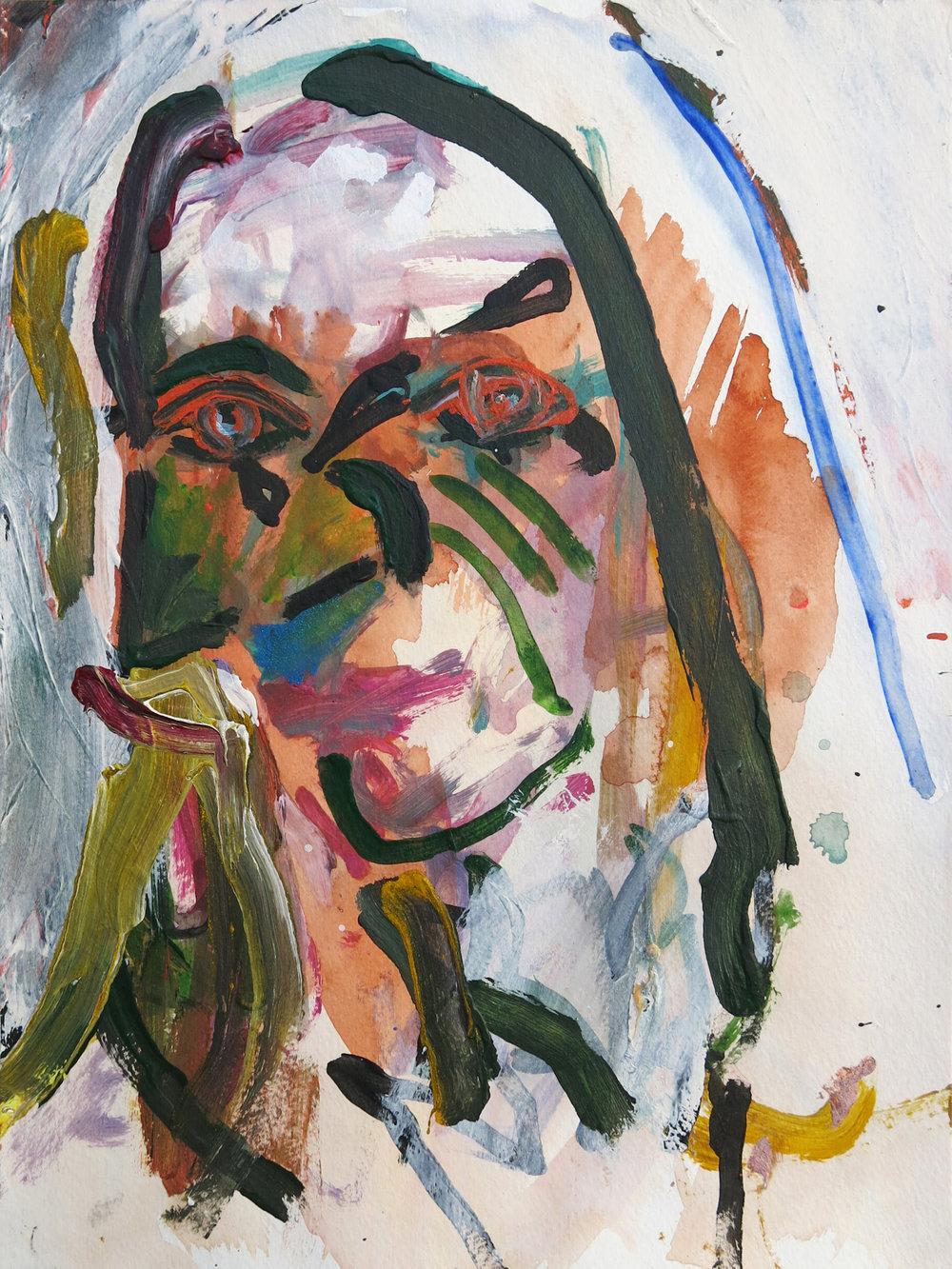 Barbra Streisand Portrait #96