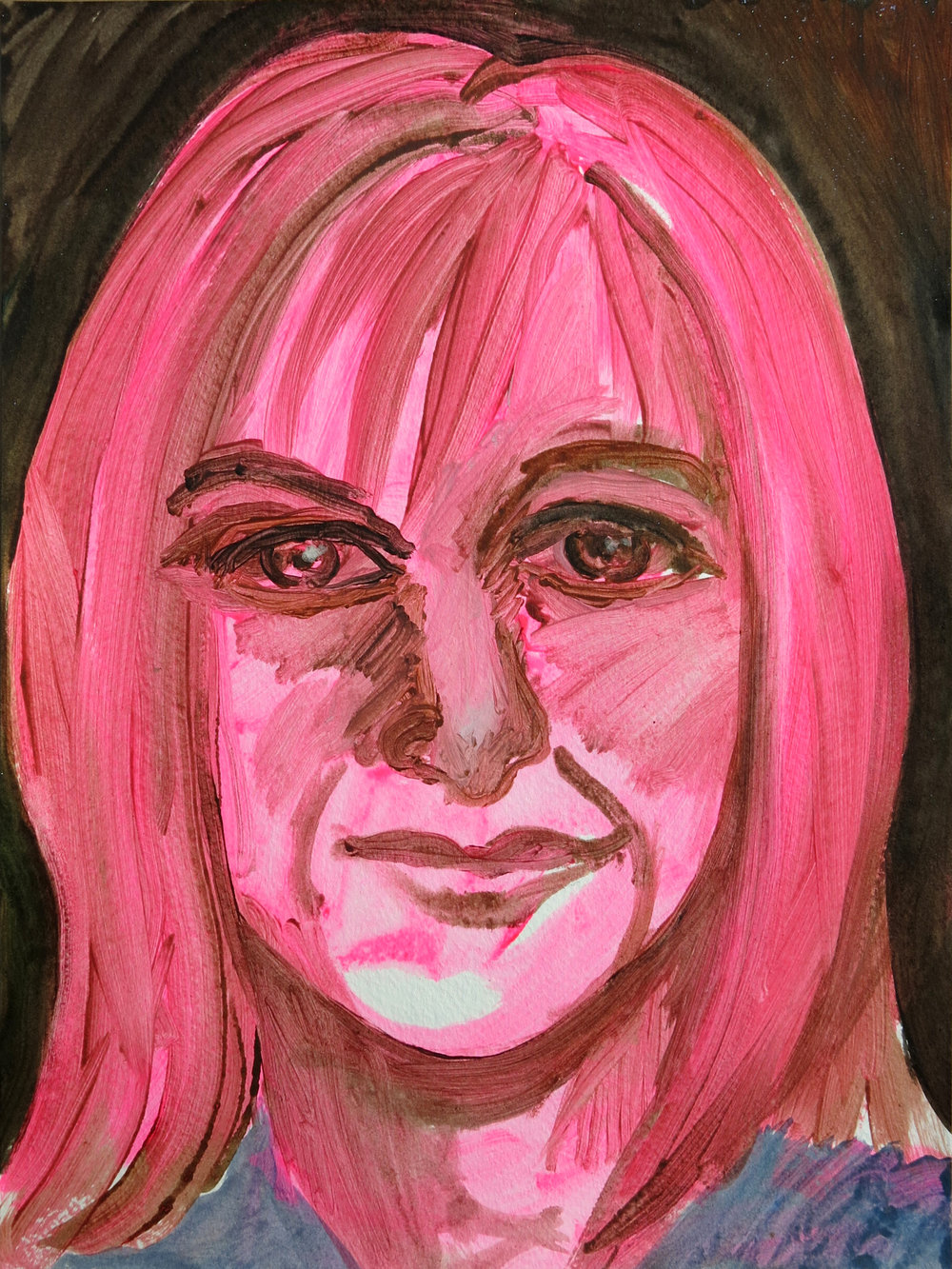 Barbra Streisand Portrait #98