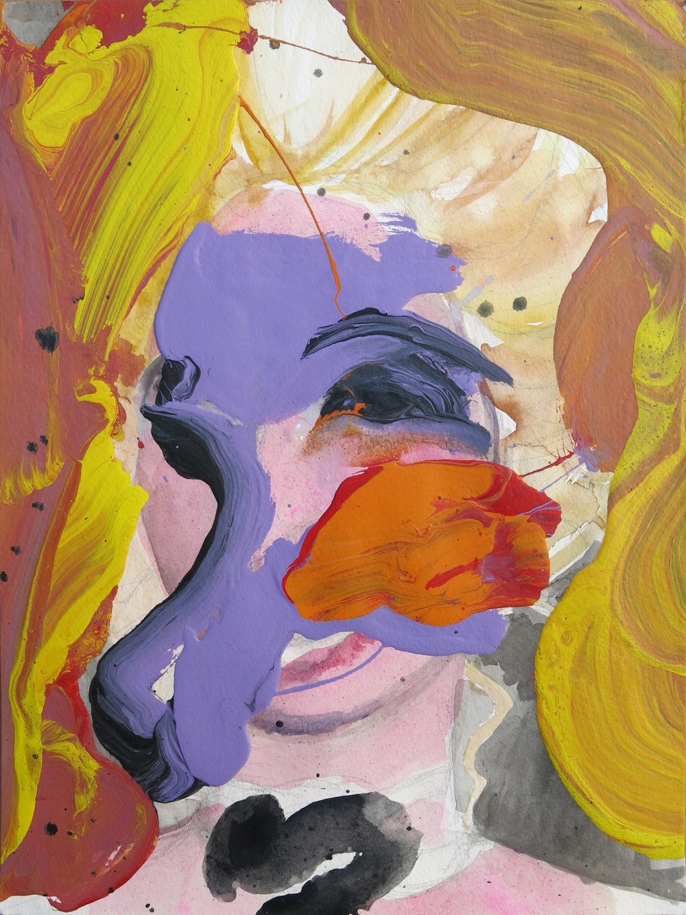 Barbra Streisand Portrait #100