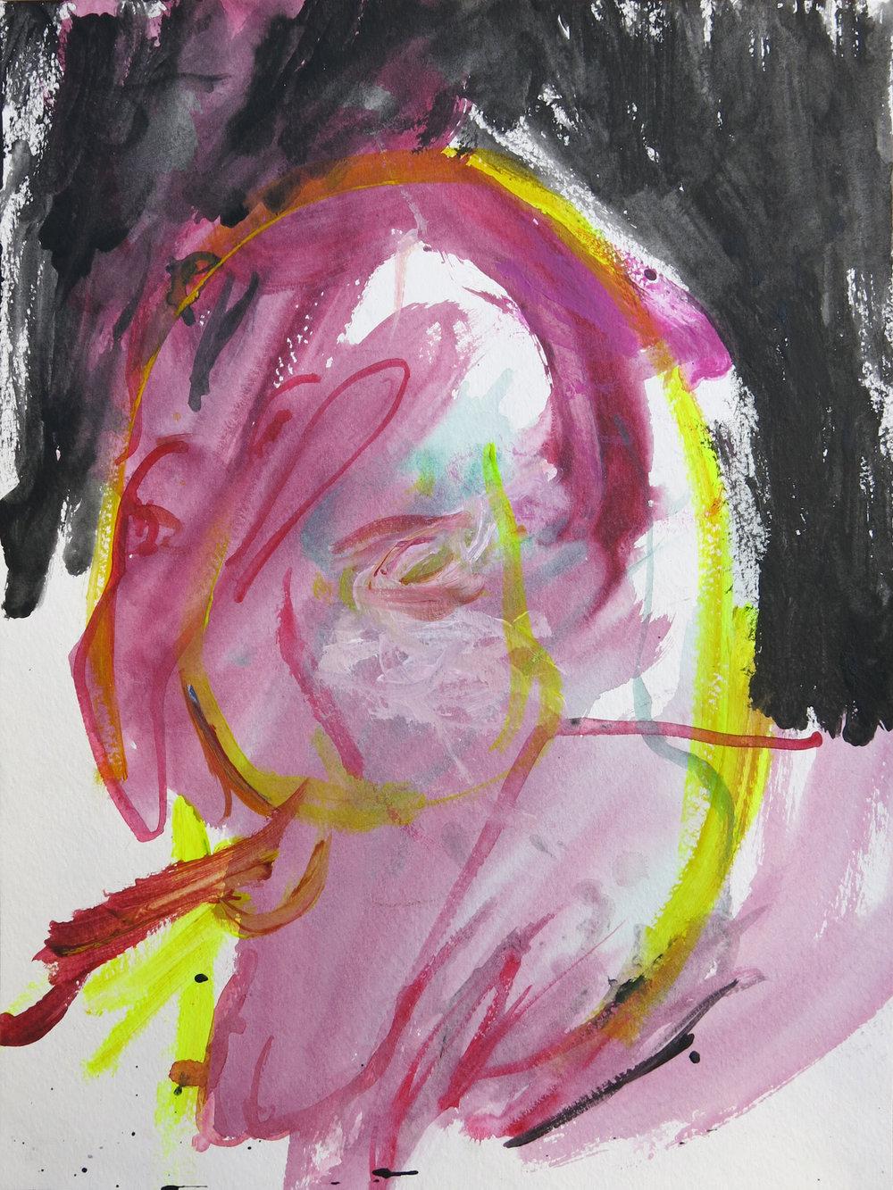 Barbra Streisand Portrait #103