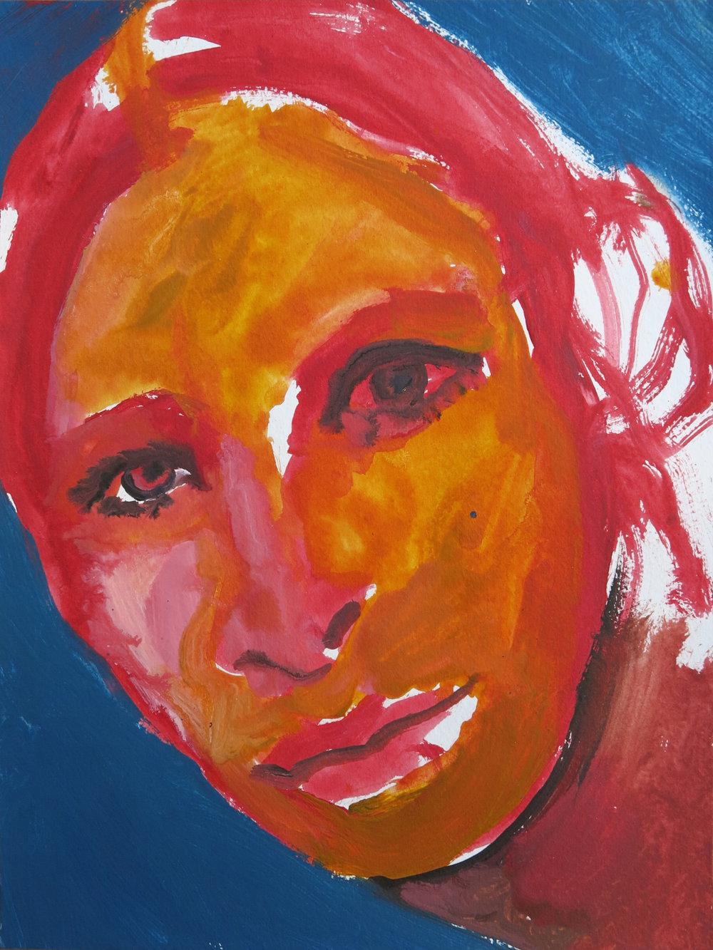 Barbra Streisand Portrait #107